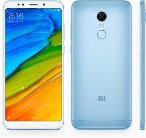 Мобилен телефон Xiaomi REDMI 5 PLUS DS BLUE MZB6055EU